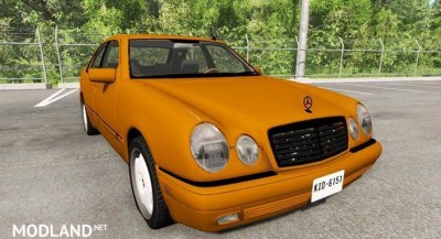 Mercedes-Benz E420 W124 [0.8.0]